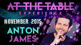 At the Table Live Lecture Anton James November 4th 2015 video DOWNLOAD - Mystique Factory Magic
