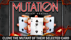 Mutation by Peter Eggink - Mystique Factory