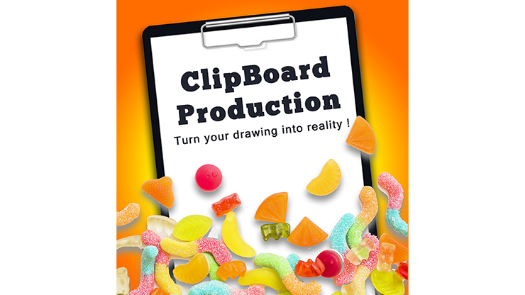 Clipboard Production by Magie Climax - Mystique Factory