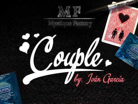 Couple by Ivan Garcia - Mystique Factory