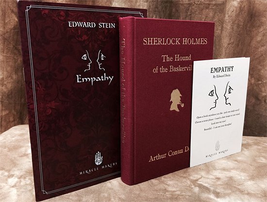 Empathy Book TestEmpathy (English Edition) by Ed Stein - Mystique Factory