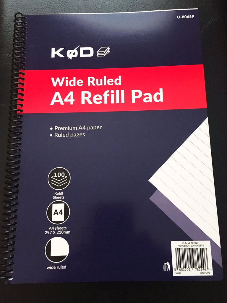 SvenPad® KøD Euro A4 Stage Size (Single)