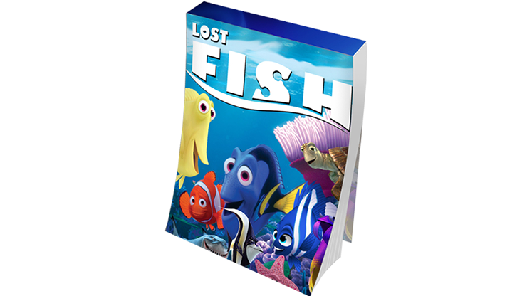 Lost Fish by Aprendemagia