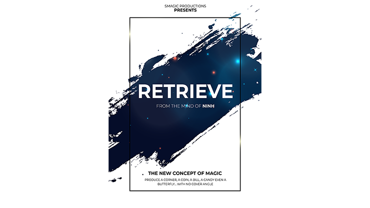 RETRIEVE (Gimmick and Online Instructions) by Smagic Productions