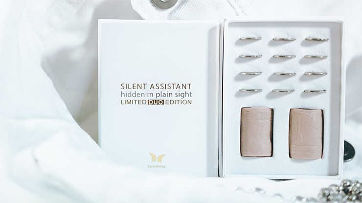 Silent Assistant Limited Duo Edition (Gimmick and Online Instructions) by SansMinds