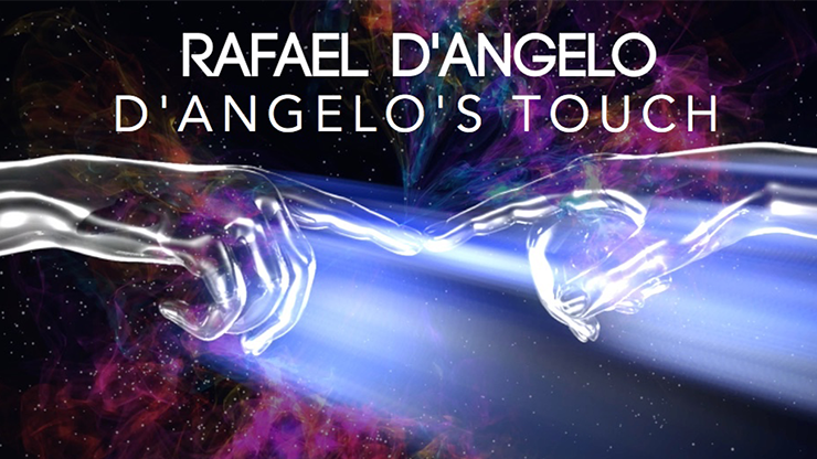 D'Angelo's Touch (Book and 15 Downloads) by Rafael D'Angelo - Mystique Factory