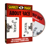 About Face (With DVD) by Jay Sankey - Mystique Factory