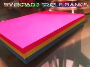 SvenPad® Triple Banks (Single)