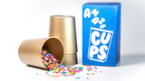 AmazeCups (Gimmicks and Online Instructions) by Danny Orleans - Mystique Factory
