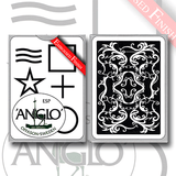 Anglo ESP Deck (black) - by El Duco - Mystique Factory