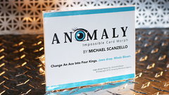 Anomaly (Gimmicks and Online Instruction) by Michael Scanzello - Mystique Factory
