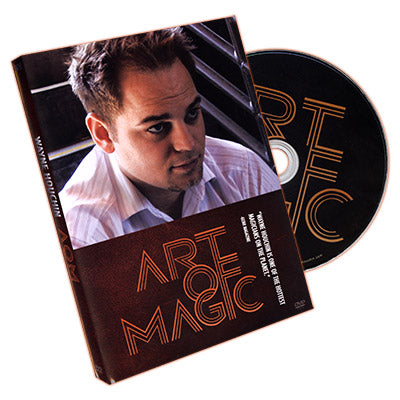 Art of Magic by Wayne Houchin - Mystique Factory