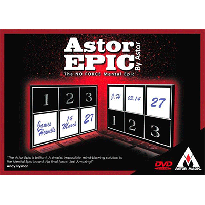 Astor Epic (ULTIMATE) by Astor