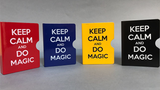 Card Guard Be Calm and Do Magic by Bazar de Magia - Mystique Factory