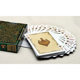 Bicycle Elegance Deck Emerald (Limited Edition) by Collectable Playing Cards