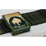 Bicycle Elegance Deck Emerald (Limited Edition) by Collectable Playing Cards - Mystique Factory