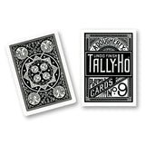 Tally Ho Fan Back (Black)