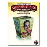 Chinese Choice by John Archer and Alakazam Magic - Mystique Factory