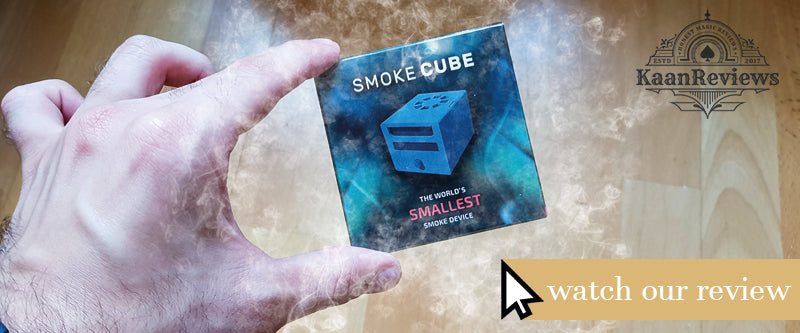 Kaan Reviews EP 39: Smoke Cube by Joao Miranda