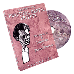Annemann's Practical Mental Effects Vol. 2 by Richard Osterlind - Mystique Factory