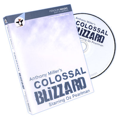 Colossal Blizzard by Anthony Miller and Penguin Magic - Mystique Factory