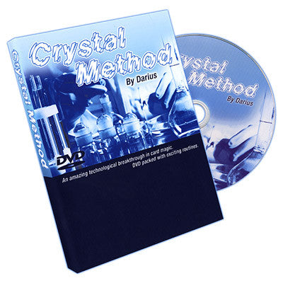 Crystal Method (Deck and DVD) by Darius - Mystique Factory