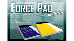 Force Pad 2 (Small) Set of Two by Warped Magic