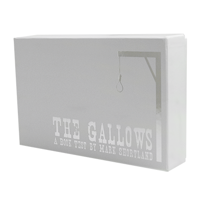 Gallows (DVD and Gimmick) by Mark Shortland and World Magic Shop