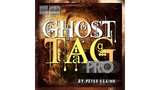 Ghost Tag Pro (Gimmick and Online Instructions) by Peter Eggink - Mystique Factory
