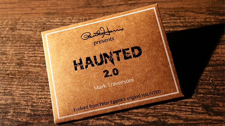 Paul Harris Presents Haunted 2.0 by Mark Traversoni and Peter Eggink - Mystique Factory