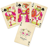 Red Hotcakes Playing Cards by Uusi - Mystique Factory