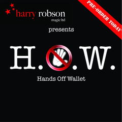 HOW Wallet by Harry Robson