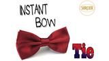 Instant Bow Tie (Red) by Sorcier Magic