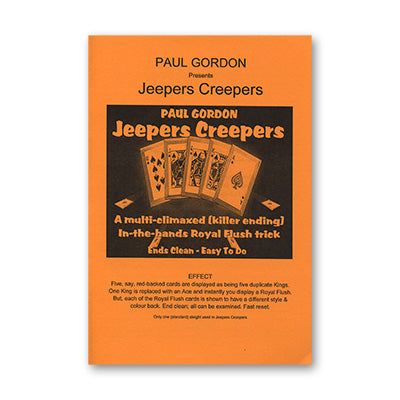 Jeepers Creepers by Paul Gordon