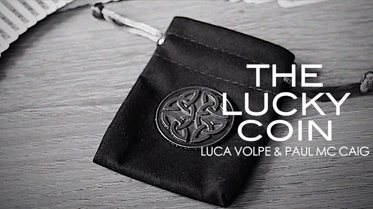 The Lucky Coin (Gimmicks and Online Instructions) by Luca Volpe and Paul McCaig