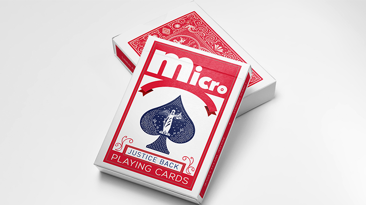 Micro Red (Gimmick and Online Instructions) by Alchemy Insiders