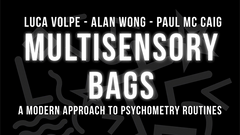 Multisensory Bags (Gimmicks and Online Instructions) by Luca Volpe and Alan Wong