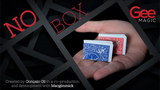 NO BOX by Gonçalo Gil and MacGimmick - Mystique Factory