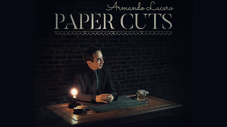 Paper Cuts Volume 1 by Armando Lucero