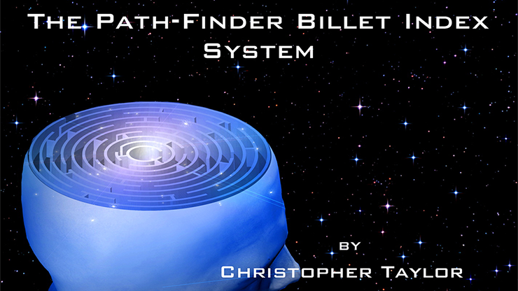 The Path-Finder Billet Index System (Gimmick and Online Instructions) by Christopher Taylor