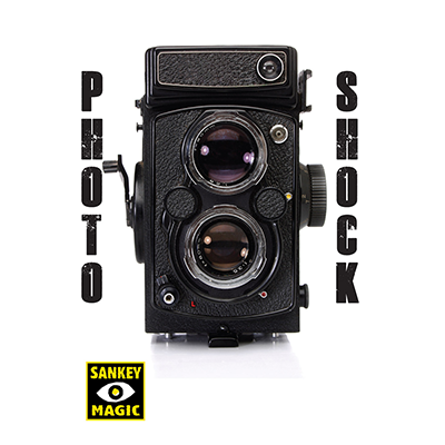 PHOTO SHOCK (DVD+GIMMICK) by Jay Sankey - Mystique Factory Magic