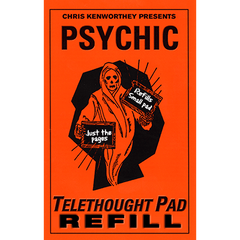 Refill for Telethought Pad (Small)