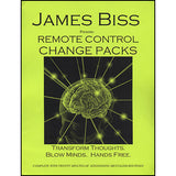 Remote Control Change Pack by James Biss - Mystique Factory