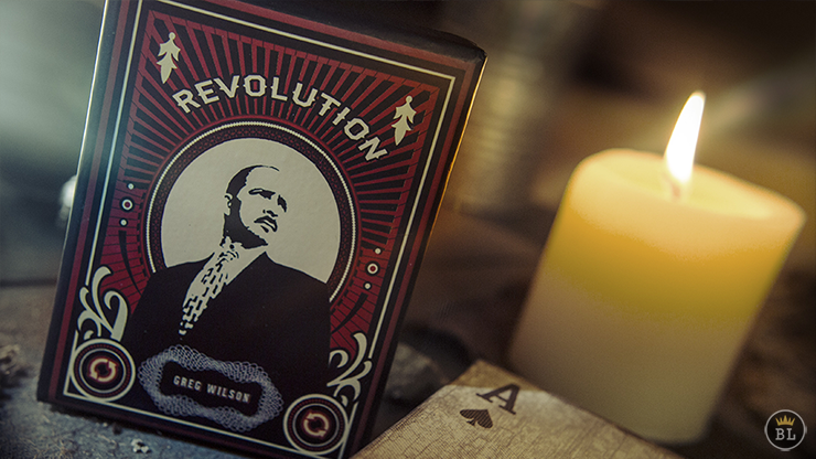 Revolution (Gimmick and Online Instructions) by Greg Wilson - Mystique Factory