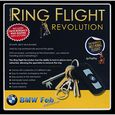 Ring Flight Revolution (BMW) by David Bonsall and PropDog - Mystique Factory