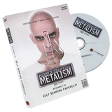 Metalism Episode 01 - Self Bending Paperclip (DVD and Props) by Menny Lindenfeld