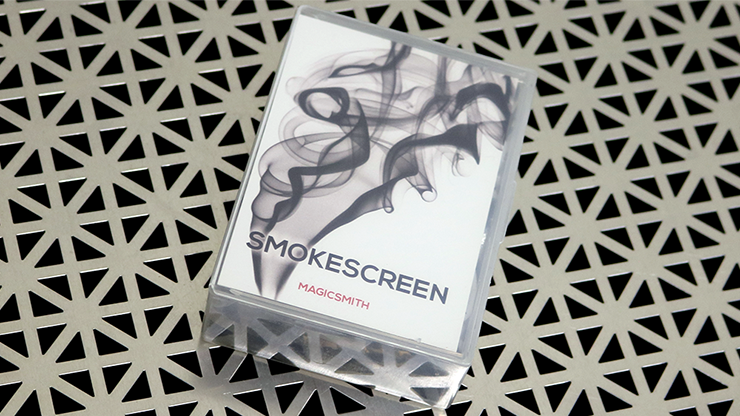 Smoke Screen (Gimmick and Online Instructions) by Magic Smith - Mystique Factory