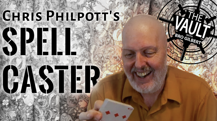 Spellcaster by Chris Philpott video DOWNLOAD