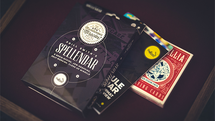 Spellendar (Gimmick and Online Instructions) by Phill Smith