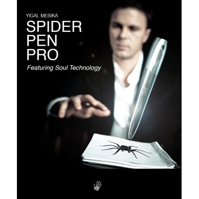 Spider Pen Pro (With DVD) by Yigal Mesika